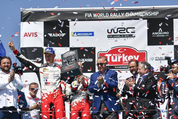Ott Tänak, Toyota Gazoo Racing, Toyota Yaris WRC 2018,