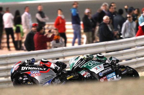 Marcel Schrotter, Intact GP, Remy Remy Gardner, SAG Racing Team.