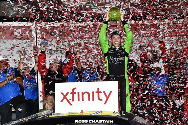 #16: Ross Chastain, Kaulig Racing, Chevrolet Camaro Ellsworth Advisors