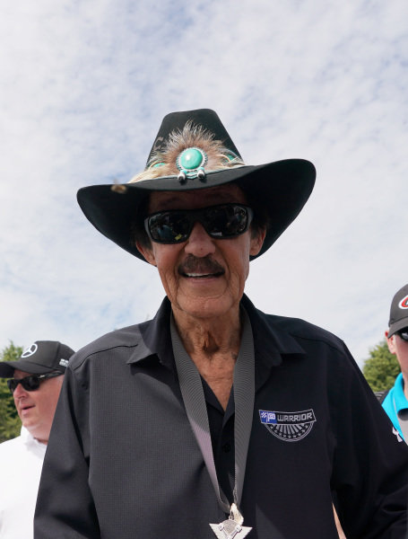 Richard Petty.