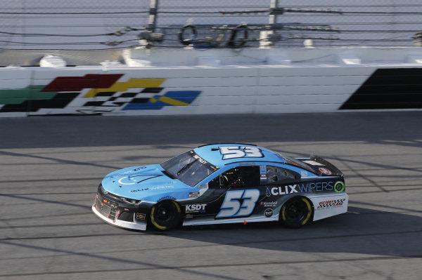 #53: Garrett Smitley, Rick Ware Racing, Ford Mustang