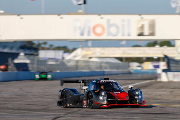 2017 IMSA Prototype Challenge Sebring International Raceway, Sebring, FL USA Wednesday 15 March 2017 20, Nicolas Jamin, P3, Ligier JS P3 World Copyright: Jake Galstad/LAT Images ref: Digital Image lat-galstad-SIR-0317-14964