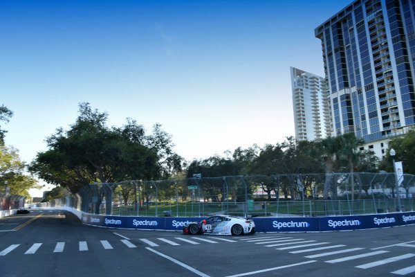 2017 Pirelli World Challenge - Grand Prix of St. Petersburg St. Petersburg, FL USA Thursday 9 March 2017 Peter Kox World Copyright: Richard Dole/LAT Images ref: Digital Image RD_217_SPete029