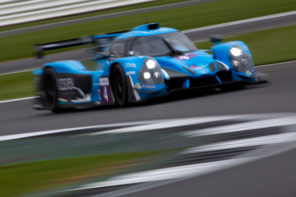 2017 European LeMans Series, Silverstone, 13th-15th April 2017, Alexandre Coigny (CHE) / Iradj Alexander (CHE) - COOL RACING BY GPC ? Ligier JS P3 ? Nissan World Copyright. JEP/LAT Images