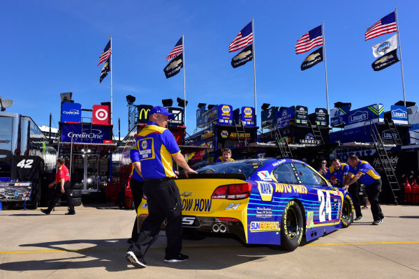 2017 Monster Energy NASCAR Cup Series O'Reilly Auto Parts 500 Texas Motor Speedway, Fort Worth, TX USA Friday 7 April 2017 Chase Elliott World Copyright: Logan Whitton/LAT Images ref: Digital Image 17TEX1LW0787
