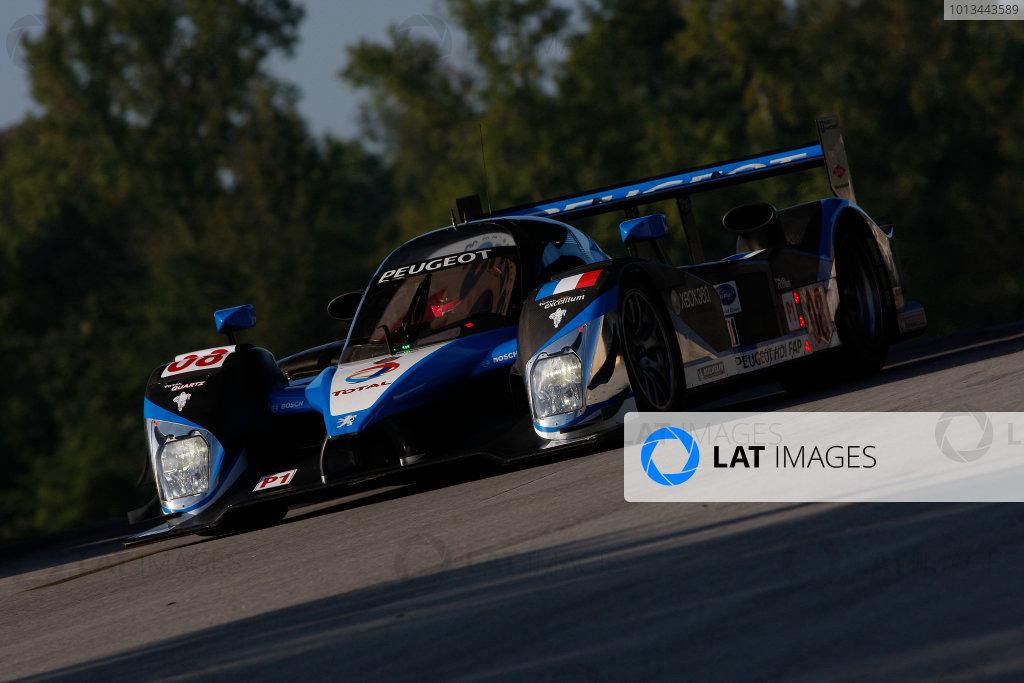 2009 ALMS Petit Le Mans