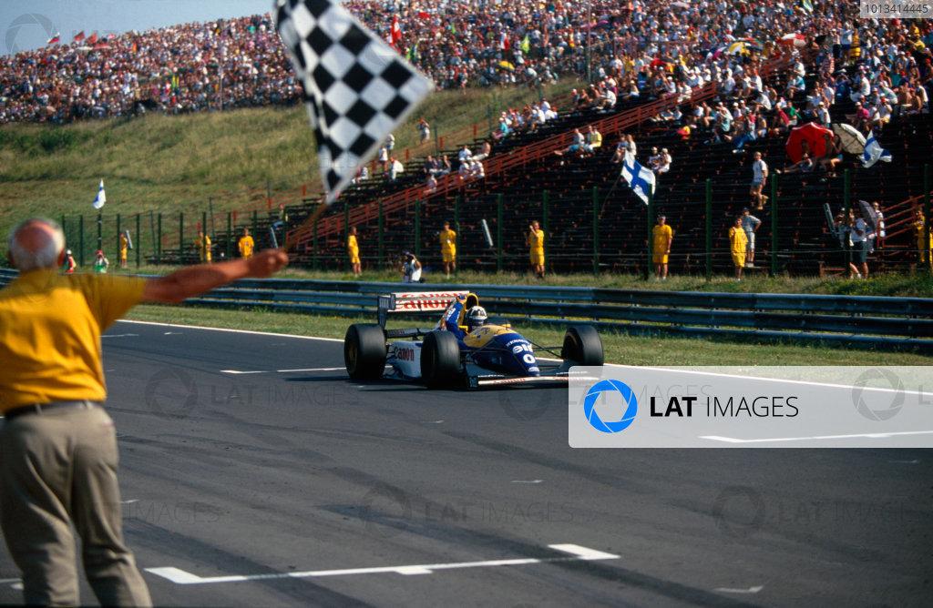 1993 Hungarian Grand Prix.