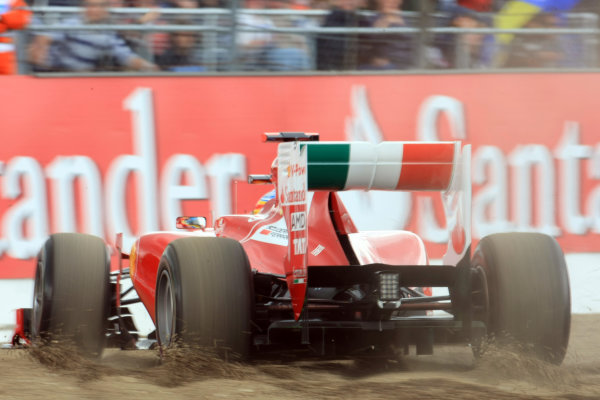 Silverstone, Northamptonshire, England 9th July 2011