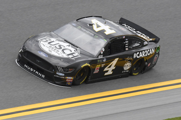 #4: Kevin Harvick, Stewart-Haas Racing, Ford Mustang Busch Beer Car2Can