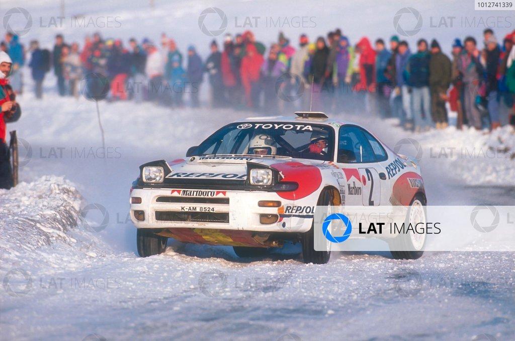 1992 FIA World Rally Championship.