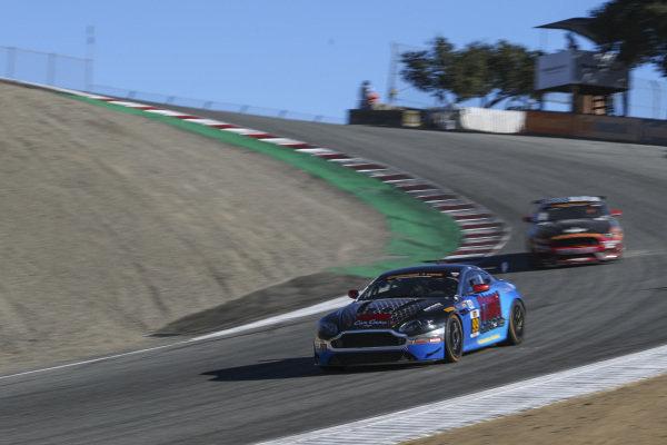 #99 Automatic Racing, Aston Martin Vantage, GS: Gary Ferrera, Kris Wilson