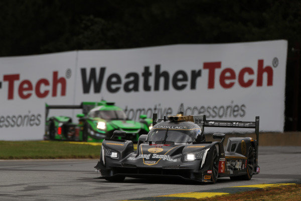 #5 Action Express Racing Cadillac DPi, P: Joao Barbosa, Filipe Albuquerque, Christian Fittipaldi