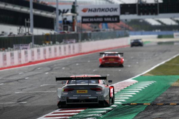 Loic Duval, Audi Sport Team Phoenix, Audi RS 5 DTM.