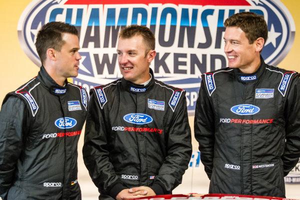 Dirk Müller, Joey Hand and Richard Westbrook