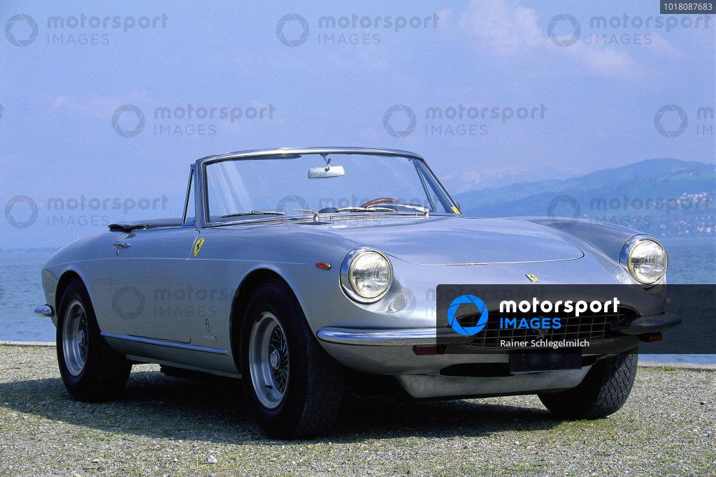 Ferrari 365 GTS, 1969