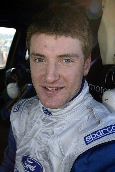 2003 FIA World Rally Championship. Kemer, Turkey. Rd3.26/2-2/3 2003.Guy Wilks (Ford).World Copyright: McKlein/LAT Photographic