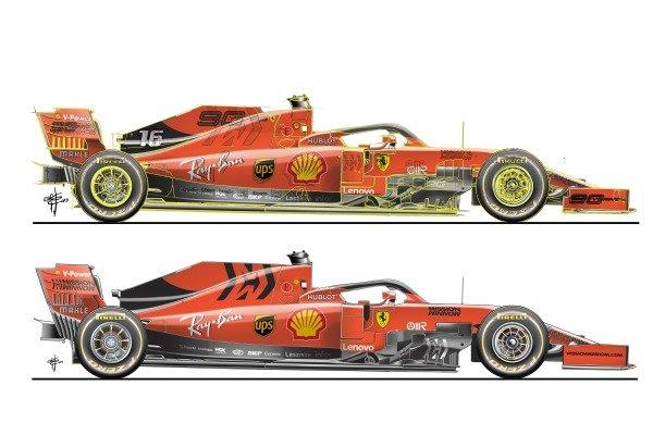 Ferrari SF90 and Ferrari SF1000 comparison
