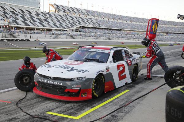 #2: Myatt Snider, Richard Childress Racing, Chevrolet Camaro TaxSlayer