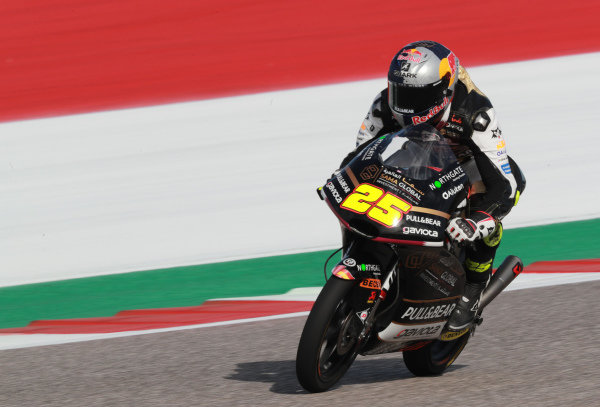 Raul Fernandez, Moto3, Grand Prix Of The Americas 2019