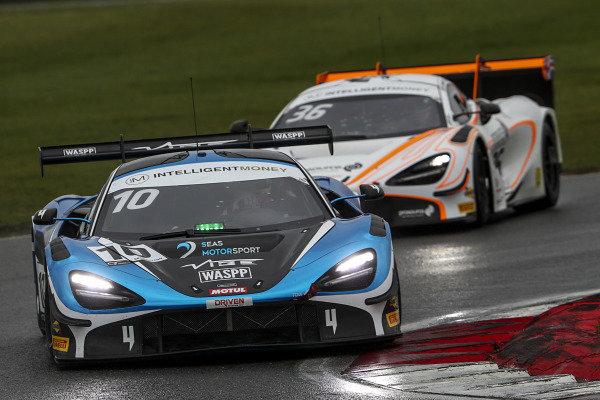 #10 Jordan Witt / Jack Mitchell - 2 Seas Motorsport McLaren 720S GT3