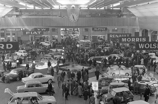 Geneva Motor Show overview