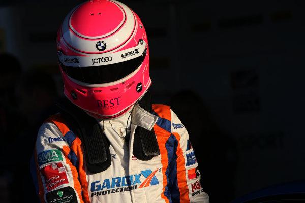 2015 British Touring Car Championship, Silverstone, Northants. 26th-27th September 2015, Sam Tordoff (GBR) WSR BMW 125i M Sport World copyright. Jakob Ebrey/LAT Photographic