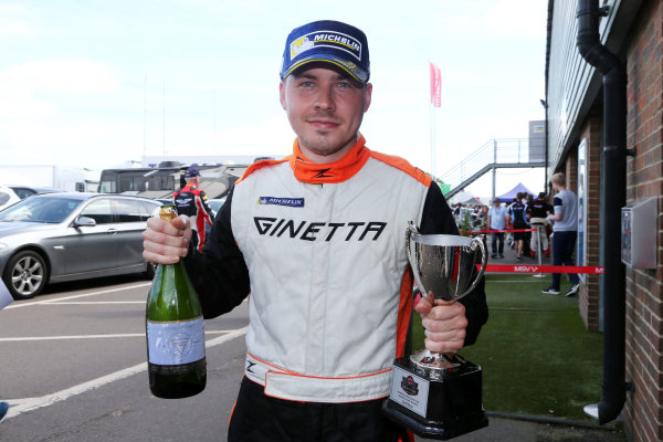 2017 Ginetta GRDC  Snetterton, 27th-28th May 2017, Tom Sibley  World copyright. JEP/LAT Images
