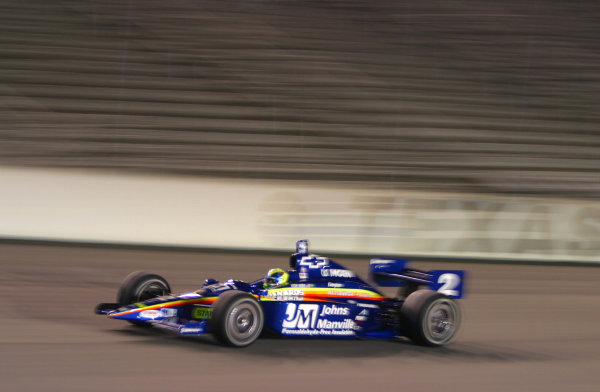 2003 IRL IndyCar Texas June, 5-7 June, Texas Motor Speedway, Ft. Worth, Tx.Vitor Meira.World Copyright: Phillip Abbott/USA.LAT Photographic.
