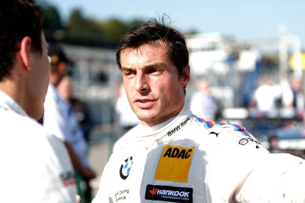 2017 DTM Round 9  Hockenheimring, Germany  Sunday 15 October 2017. Bruno Spengler, BMW Team RBM, BMW M4 DTM  World Copyright: Alexander Trienitz/LAT Images ref: Digital Image 2017-DTM-HH2-AT2-1561