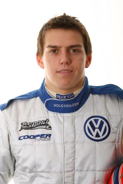 Media Day, Silverstone 31st March,Adriano Buzaid (BRA) - T-Sport Dallara VolkswagenWorld Copyright: Ebrey/LAT Photographic