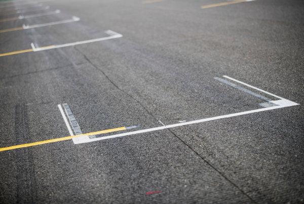2017 FIA Formula 2 Round 8. Spa-Francorchamps, Spa, Belgium. Thursday 24 August 2017. A view of the track. Photo: Zak Mauger/FIA Formula 2. ref: Digital Image _56I0122