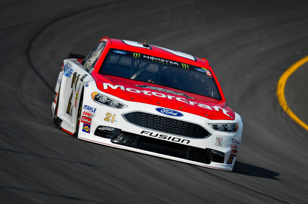Monster Energy NASCAR Cup Series Quaker State 400 Kentucky Speedway, Sparta, KY USA Friday 7 July 2017 Ryan Blaney, Wood Brothers, Motorcraft/Quick Lane Tire & Auto Center Ford Fusion World Copyright: Barry Cantrell LAT Images