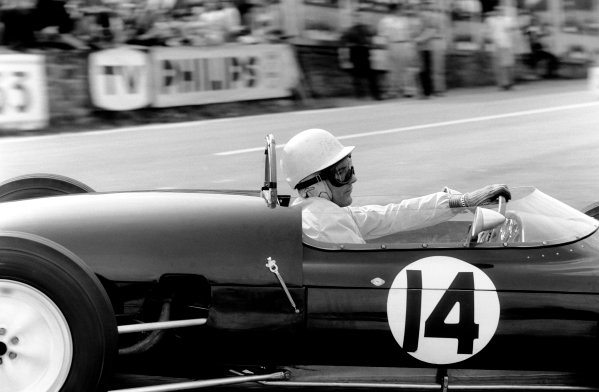 Spa-Francorchamps, Belgium. 16-18 June 1961.