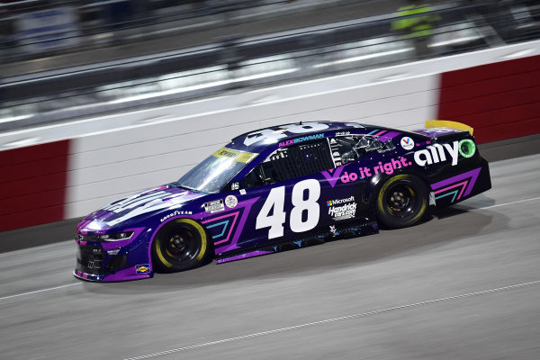 #48: Alex Bowman, Hendrick Motorsports, Chevrolet Camaro Ally