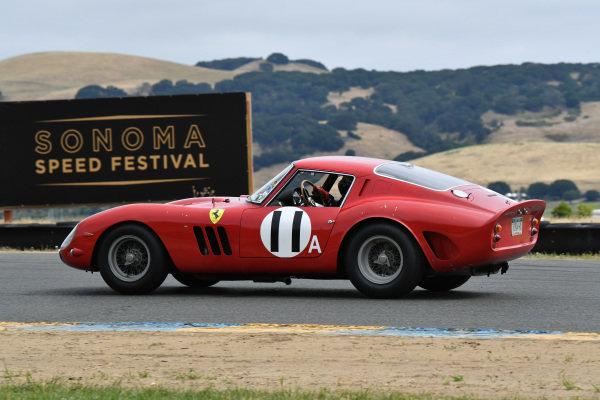 Charles Wegner, Ferrari 250 GT TDF, 1959