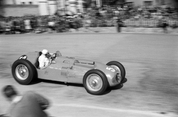 Georges Grignard, Talbot-Lago T26C.