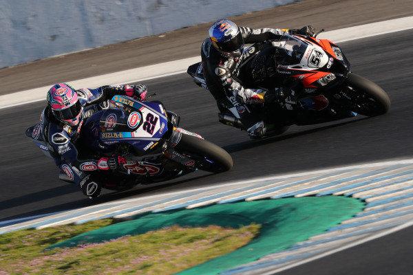 Alex Lowes, Pata Yamaha, Toprak Razgatlioglu, Kawasaki Puccetti Racing.