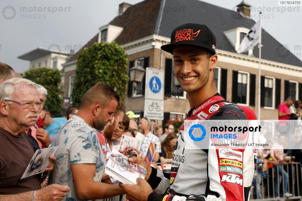 Lukas Tulovic, Kiefer Racing.
