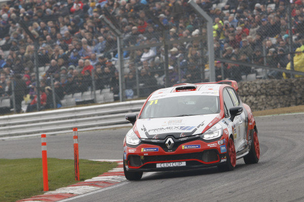 Max Coates - Team Hard - Clio Cup