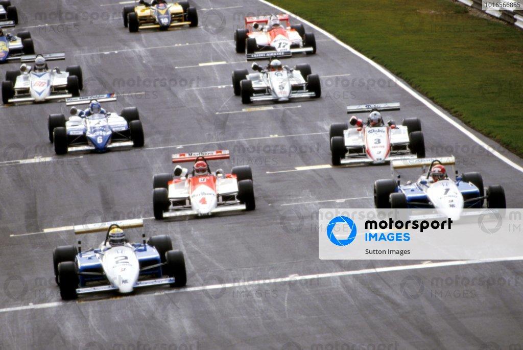 European Formula Two Championship