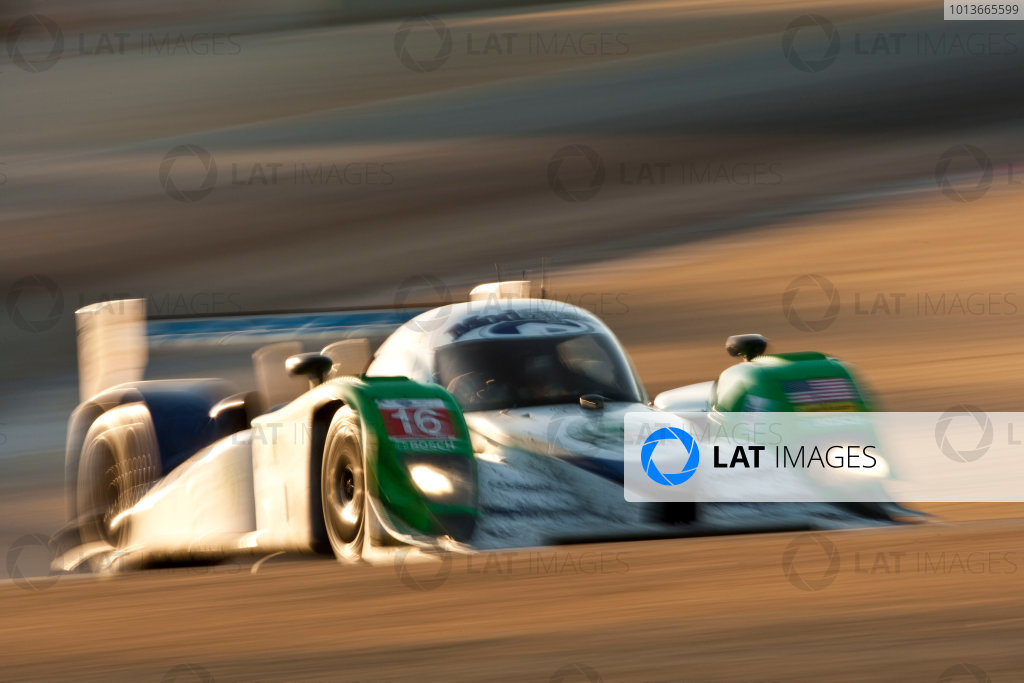 American Le Mans Series. Laguna Seca, Monterey, California. 15th - 17th September 2011. Chris Dyson / Guy Smith, Dyson Racing Team Inc, Lola B09/86. Action. Photo: Drew Gibson/LAT Photographic. ref: Digital Image _Y2Z6942