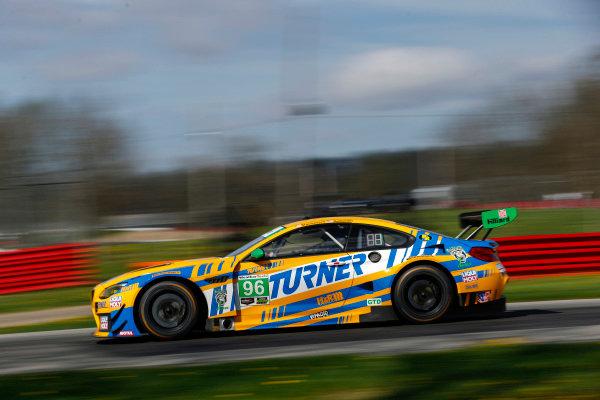#96 Turner Motorsport BMW M6 GT3, GTD: Dillon Machavern, Bill Auberlen