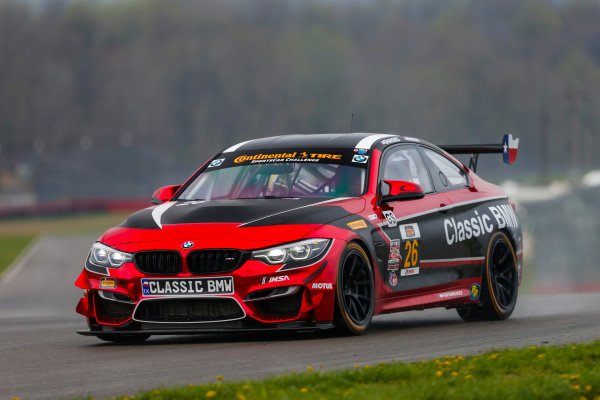 #26 Classic BMW / Vess Energy Group, BMW M4 GT4, GS: Toby Grahovec, Ray Mason