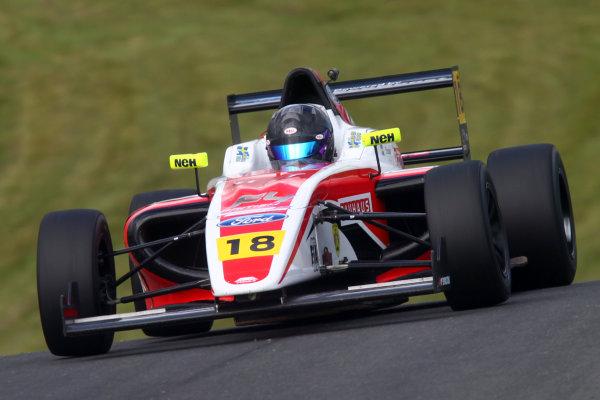 2017 British F4 Championship, Knockhill, 12th-13th August 2017, Hampus Ericsson (SWE) Fortec Motorsports British F4 World copyright. JEP/LAT Images