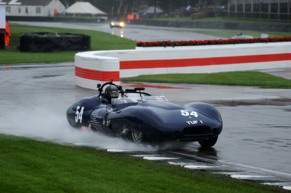 2017 Goodwood Revival, Goodwood Estate, West Sussex, England.  8th-10th September 2017 Sussex Trophy Chris Milner Lister World Copyright: Jeff Bloxham/LAT Images, Ref: Digital Image