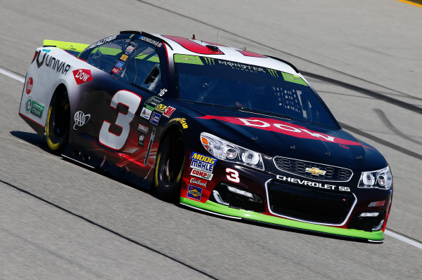 Monster Energy NASCAR Cup Series Tales of the Turtles 400 Chicagoland Speedway, Joliet, IL USA Friday 15 September 2017 Austin Dillon, Richard Childress Racing, Dow Univar Chevrolet SS World Copyright: Brett Moist LAT Images