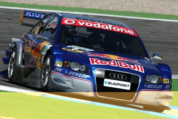 2006 DTM Championship.Round 1, Hockenheimring. 7th - 9th April 2006.Mattias Ekström (SWE), Audi Sport Team Abt Sportsline, Audi A4 DTMWorld Copyright: Miltenburg/LATref: Digital Image Only