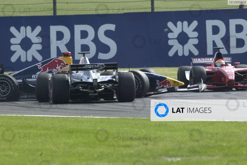 2006 GP2 Series.Round 6.