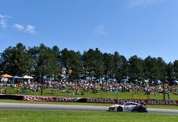 Pirelli World Challenge Grand Prix of Mid-Ohio Mid-Ohio Sports Car Course, Lexington, OH USA Saturday 29 July 2017 Ryan Eversley World Copyright: Richard Dole/LAT Images ref: Digital Image RD_MIDO_17_147