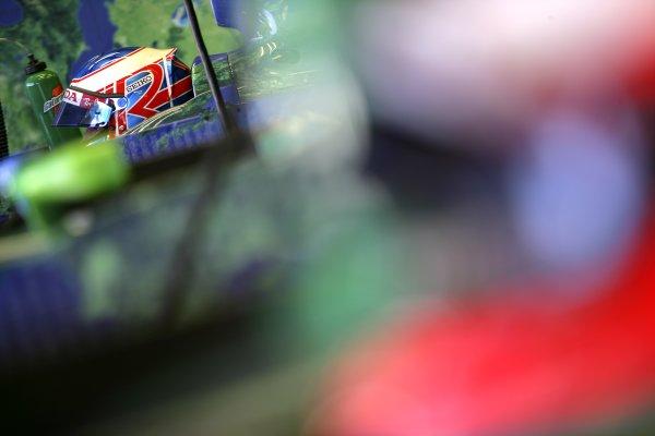 2007 Italian Grand PrixAutodromo di Monza, Monza, Italy.7th - 9th September 2007.Jenson Button, Honda RA107, in cockpit.World Copyright: Lorenzo Bellanca/LAT Photographicref: Digital Image ZD2J6836